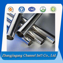 Factory TP304 stainless steel pipe tube malay tube