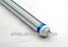 RED TUBE 2012 hottest T8 2sides 1200mm led tube light with VDE TUV UL FCC ROHS