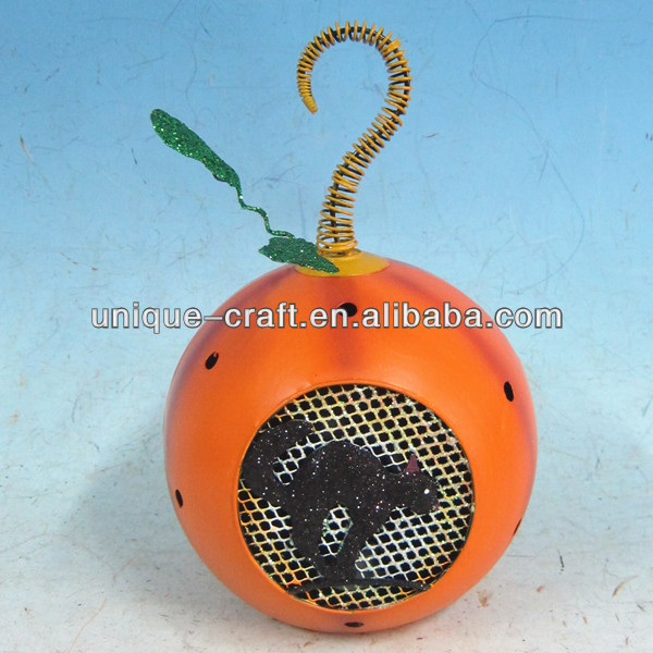 halloween costume decoration pumpkin with LED hook