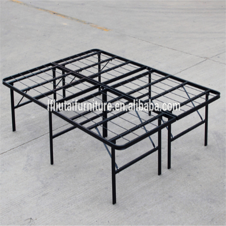 Adjustable Height King Size Bed Frames : Adjustable height metal bed frame buy