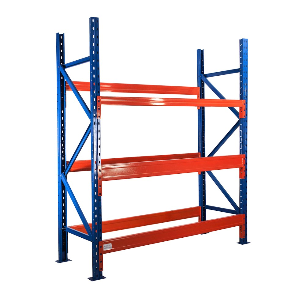 Customized 3 layer steel plate heavy storage Rack, metal storage shelf