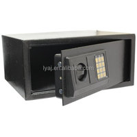 Fashion noble mini steel digital passward safe box used hotel home hidden wall security safe box