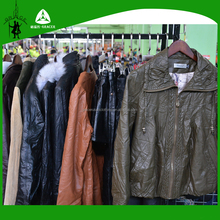 Sorted Bundle Wholesale Used Clothes hot sale In Houston Texas Leather Jacket