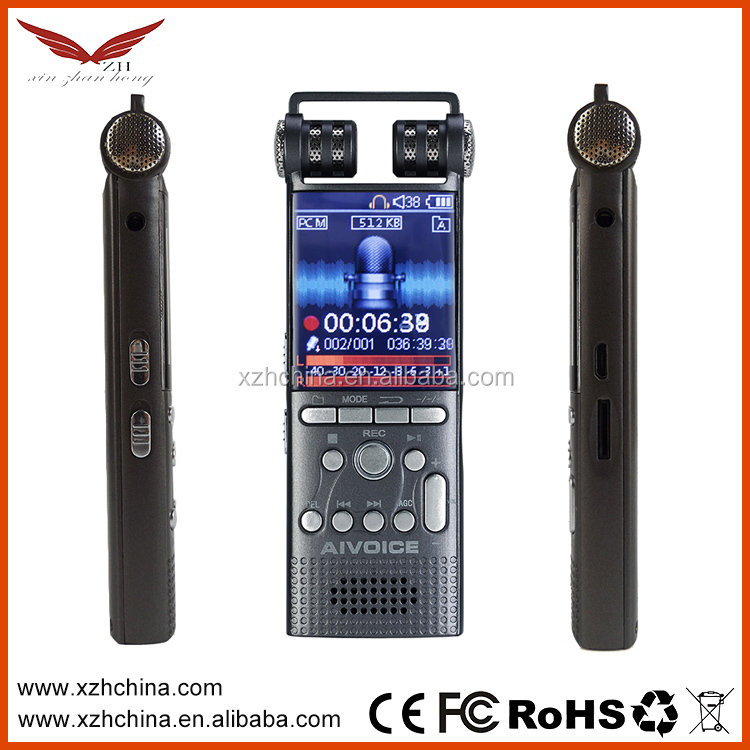 Telephone voice recording digital voice recorder/Meeting Recorder Supporting extend TF card