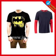 Hot sell promotion decor home indonesia printed custom t-shirt