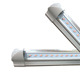 SMD2835 Integrated t8 fluorescent tube T8 led tube light daywhite 6500k Double row core t8led tube