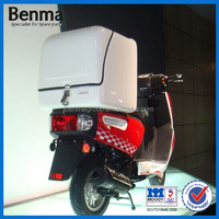 Top quality food delivery boxes/scooter food delivery box for sale