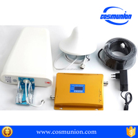 High quality cell phone signal booster with indoor/outdoor antenna from china factory