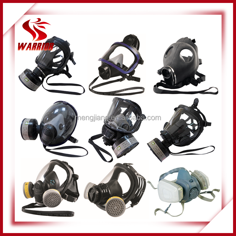 anti gas mask/ full face mask/ NBC gas mask