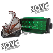 Plastic Led Lamp Cover For Off Road, Offroad, Off-Road And Other Vehicles With 6 Color