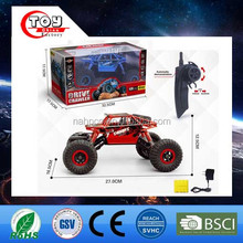 car toys 1:18 rc 4WD climbing rc rock crawler for sale