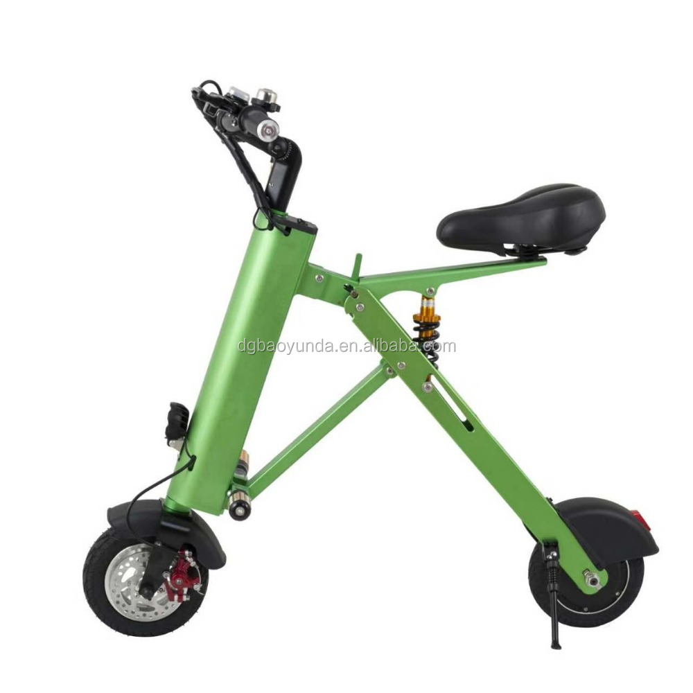 cheap price citycoco 2 Wheeler scooter folding electric motorcycle factory sale
