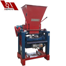 QT4-35B New product gypsum production machinery Factory price block making home High quality brick machinery