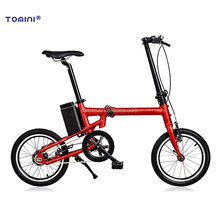 Electric foldable bike e-bicycle motor e wheel bicycle