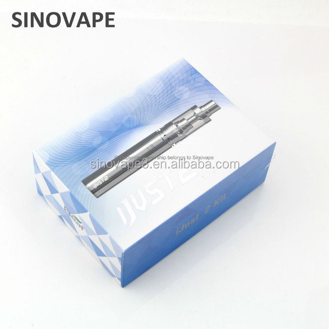 Original E-cigs!!!100% authentic E-cigs 2600mAh battery wholesale ismoka eleaf ijust 2 kit