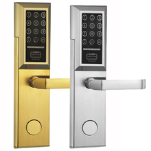 Security electronic smart password digital keypad locker lock