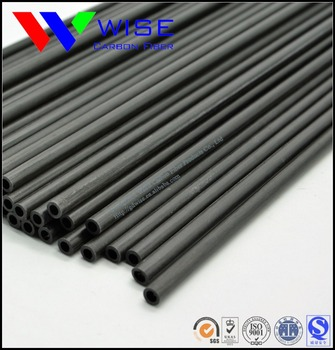 10MM extra resistance pultruded solid carbon fiber rods strips