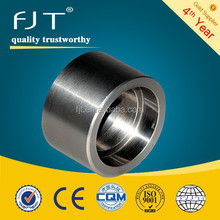304/316 stainless steel high quality half coupling