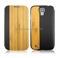 Bamboo accessories for samsung, for samsung galaxy s4 i9505 bamboo wooden mobile phone case