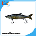 Swimming well jointed fishing lures tackle
