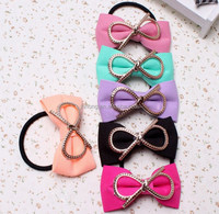 Stock fashion woman Ponytail Holder/hair accessory