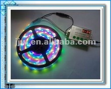 2012 Hot Sales! RGB LED Felxible Strip Light Waterproof IP63 SMD3528 30LED/METER 8MM Competitive Price $1.7 with CE&RoHS