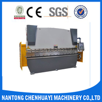 Good quality E21 control press brake iron bending machine with cheap price
