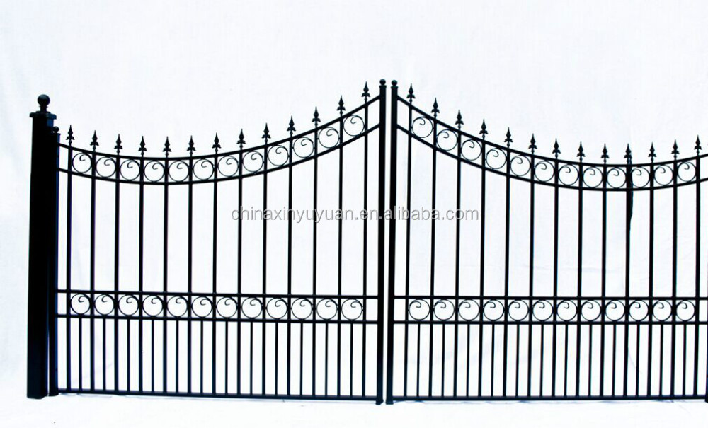 Garden arch wrought iron gates and fences buy