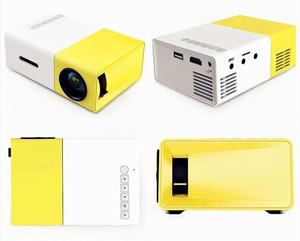 2018 Best Selling Items Home Projectors Projector 4000 lumens DLP 1080P 3D Projector
