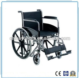YFE-001 Aluminum light weight Folding manual wheelchair