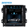 "ZESTECH Tesla style 12.1""inch Screen Newest Android 7.1 Car DVD Player GPS Navigation For Toyota Fortuner 2016 2017 2018"