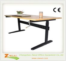three feet electric height adjustable lift table for warehouse desk wholesale price
