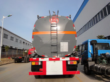 2015 hot sell chemical tanker sulfuric acid tank truck