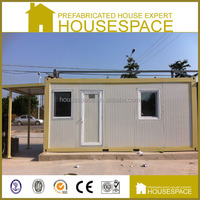 Panelized EPS Neopor Container Houses USA