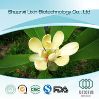 Factory Supply Natural Magnolol Honokiol Skin Whitening , Magnolol Extract 98% Magnolol