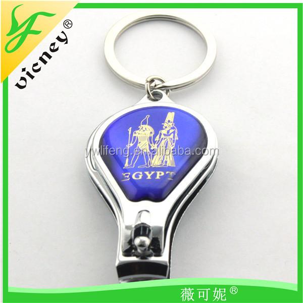 Promotion Items Cheap Cutom Metal Nail Clipper
