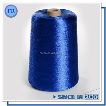factory price quality promotional embroidery yarn dyed 120d2