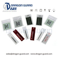 Dragon Guard Clothing anti-theft eas garment sewn-in tag, clothing am sewn-in tag