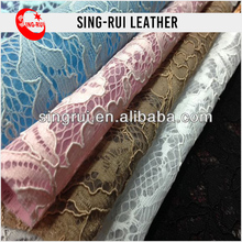 Hot selling materials products textile lace ripstop nylon fabric
