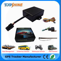 Mini Size /Waterproof /Internal Antenna GPS Tracker Device For The Motorcycle +Arm/Disarm (mt08)