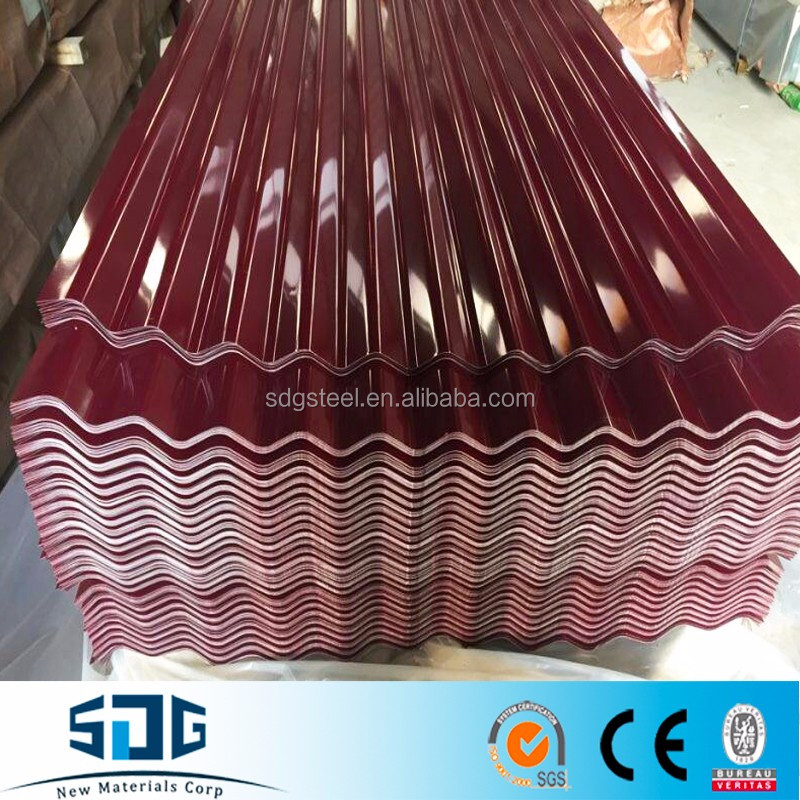 import china products galvanised steel sheet wall steel panel corrugated for metal roofing