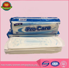ProCare Brand Female Cotton Wholesale Women Sanitary Pad