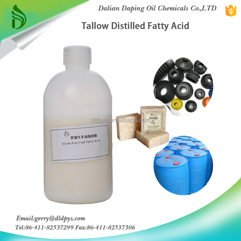 Tallow Distilled Fatty Acid for SBR Rubber