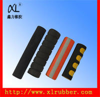 colored foam soft rubber handle sleeve (welcome customizing)