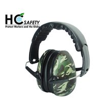 HC706-1 pink popular item Ho Cheng Safety CE ANSI kids hearing protection head protector kids ear muffs