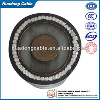 300 sq mm pvc power cable copper/pvc/xlpe/swa/sta power cable