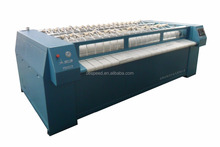 HG-2000 laundry used bed sheets flatwork ironer for sale