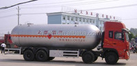 DONGFENG 35000L LPG tanker truck for sale