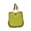 Small Order Quantity Cheap Flower PU Leather Yellow 6 pieces set cosmetic Tote Hand Bag for ladies