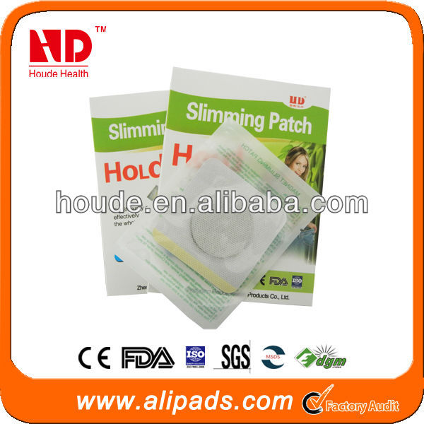 chinese herbal detox foot slimming patch with OEM service